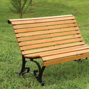 Cece Garden Bench by Millwood Pines