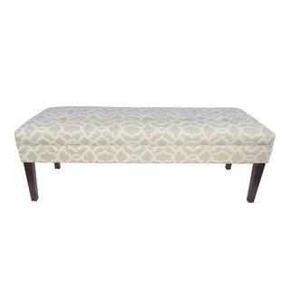 Winston Porter Amora Upholstered Bench