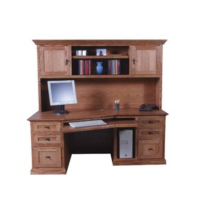 Laflamme Knob Computer Desk by Loon Peak Great Reviews