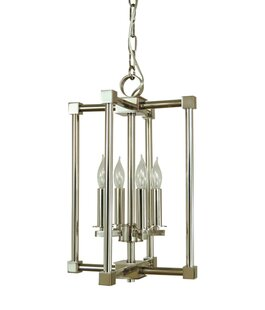 Framburg Lexington 4-Light Semi Flush Mount
