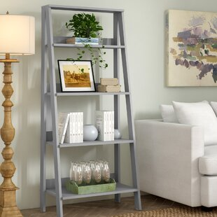 Imogen Ladder Bookcase by Langley Street Best Choices