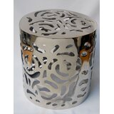 Metal Accent Stool by Universal Innovative Designs