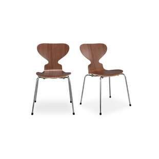 Dexheart Dining Chair (Set of 2) Brayden Studio