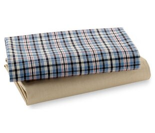 Compare prices Tyrinia Fitted Crib Sheets (Set of 2) ByHarriet Bee