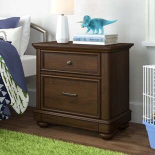 Cricklade 2 Drawer Nightstand