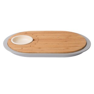Leo 3 Piece Bamboo Cutting Board Set