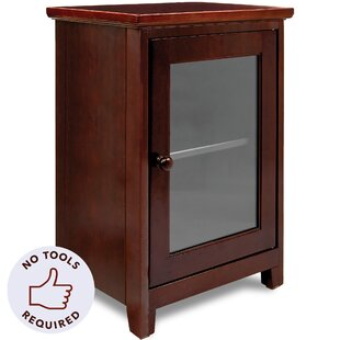 Yusuf 1 Drawer Nightstand