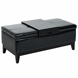 Rhys Tufted Storage Ottoman by Ebern Designs