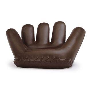 Wonderful Kids Baseball Glove Chair | Wayfair