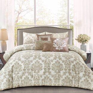 Tolliver Cotton 7 Piece Comforter Set