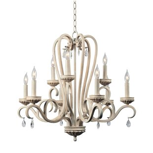 Ophelia & Co. Khaled LED Chandelier