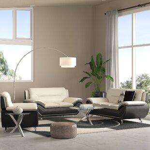 Buying Jasmin 3 Piece Living Room Set by Orren Ellis Reviews (2019) & Buyer's Guide