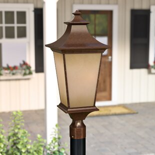 Great Price Oakhill Lantern Head By Charlton Home