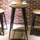 Barajas Pub Table by Williston Forge