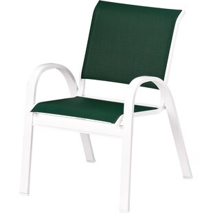 Fortis Stacking Patio Dining Chair