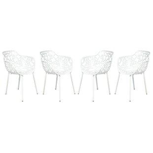 Ollie Patio Dining Chair (Set of 4) by Brayden Studio
