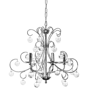 Kimberley 5-Light Candle Style Chandelier