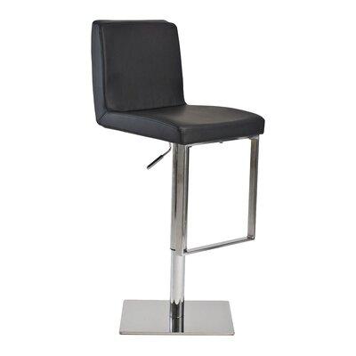 Superb Adjustable Height Swivel Bar Stool Aeon Furniture Upholstery Theyellowbook Wood Chair Design Ideas Theyellowbookinfo