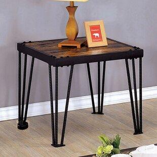 Boettcher End Table