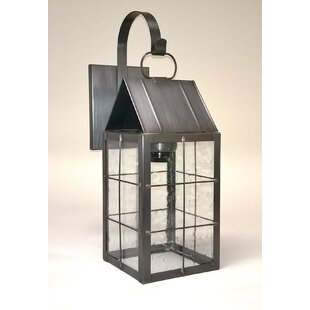 300 Series 1-Light Outdoor Wall Lantern