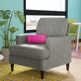 Compare prices Celestyna Armchair by Zipcode Design Reviews (2019) & Buyer's Guide