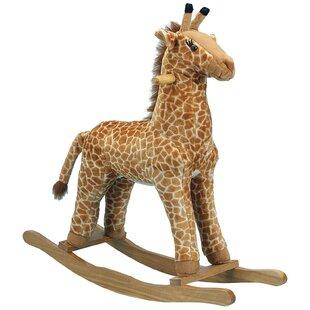 Jacky Giraffe Rocker
