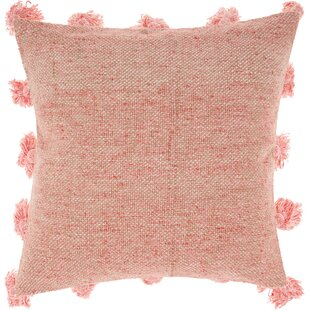 Mika Cotton Throw Pillow