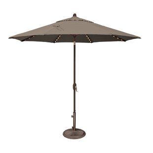 SimplyShade Lanai 9' Lighted Umbrella