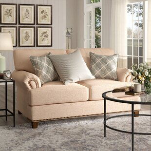 Compare prices Calila Loveseat by Birch Lane™ Heritage Reviews (2019) & Buyer's Guide