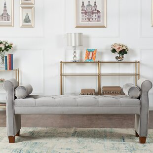 Belby Upholstered Bench by..