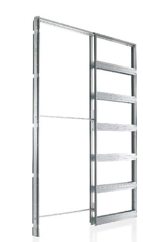 Eclisse Pocket Door Systems Frame & Reviews | Wayfair on