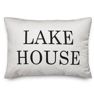 Lake House Outdoor Pillows Wayfair