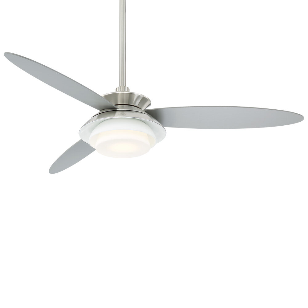 Stack 3 Blade Led Ceiling Fan