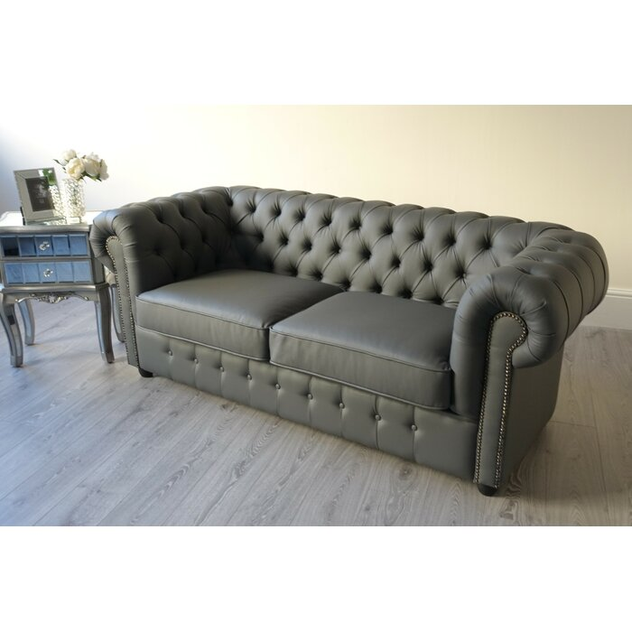 Fabulous Adonis 3 Seater Chesterfield Sofa Unemploymentrelief Wooden Chair Designs For Living Room Unemploymentrelieforg
