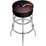 Guinness Toucan 31 Swivel Bar Stool by Trademark Global