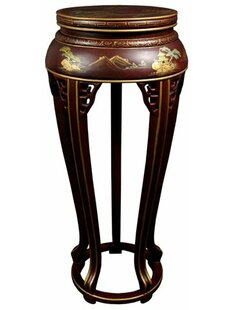 Pedestal Plant Stand by Oriental Furniture