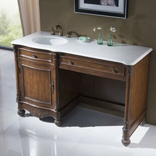 Torrey 52 Single Bathroom Wood Base Vanity Set By Astoria Grand