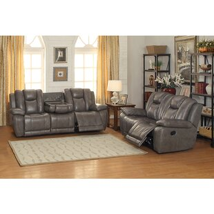Fleetwood Reclining 2 Piece Living Room Set By Coja