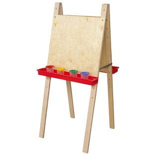 Folding Board Easel by Wood Designs