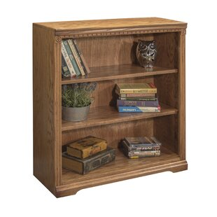 Scottsdale Oak Standard Bookcase