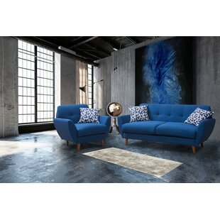 Toronto Configurable Living Room Set by Crawford & Burke