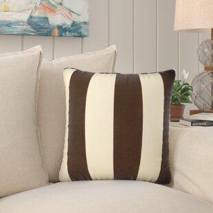 Jeffcoat Indoor/Outdoor Throw Pillow