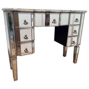 Vintage Mirrored Range Dressing Table