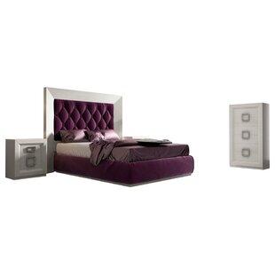 Emmett Panel 5 Piece Bedroom Set