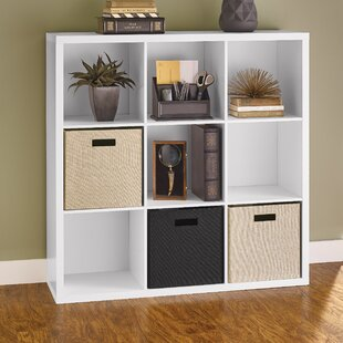 Decorative Storage Cube Unit Bookcase by ClosetMaid Today Only Sale