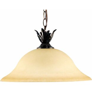 Volume Lighting Troy 1-Light Cone Pendant