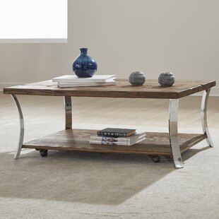 Find a Juniata Coffee Table by Gracie Oaks Reviews (2019) & Buyer's Guide