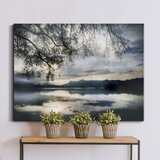 Staffelsee Lake - Wrapped Canvas Photograph