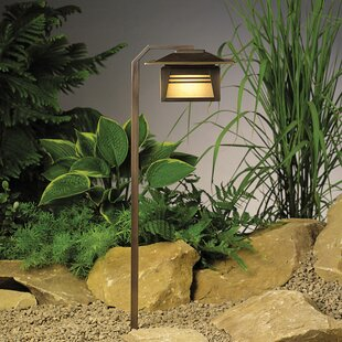 Best Zen Garden 1-Light LED Pathway Light By Kichler