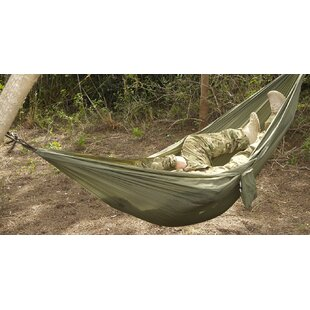 Tropical Cotton Camping Hammock